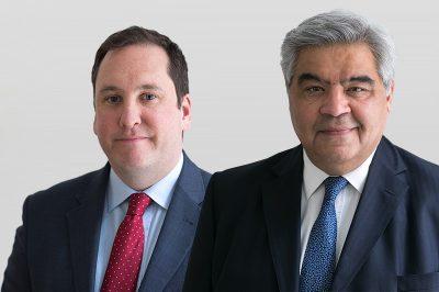 Mukul Chawla QC and Paul Sharkey